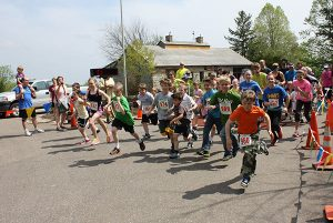 Apple Blossom Races