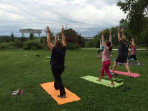yoga july 2016